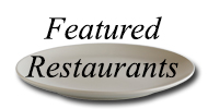 FEATURED RESTAURANT'S